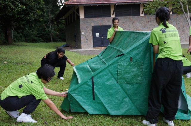 CCA Outdoor Activity