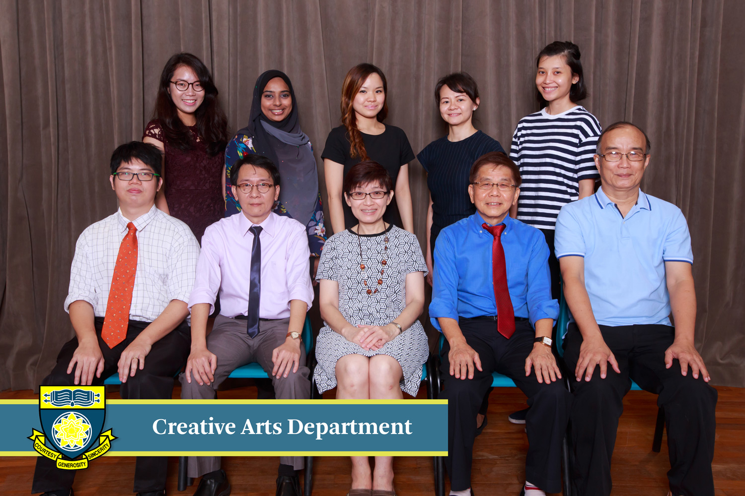 Creative Arts Department