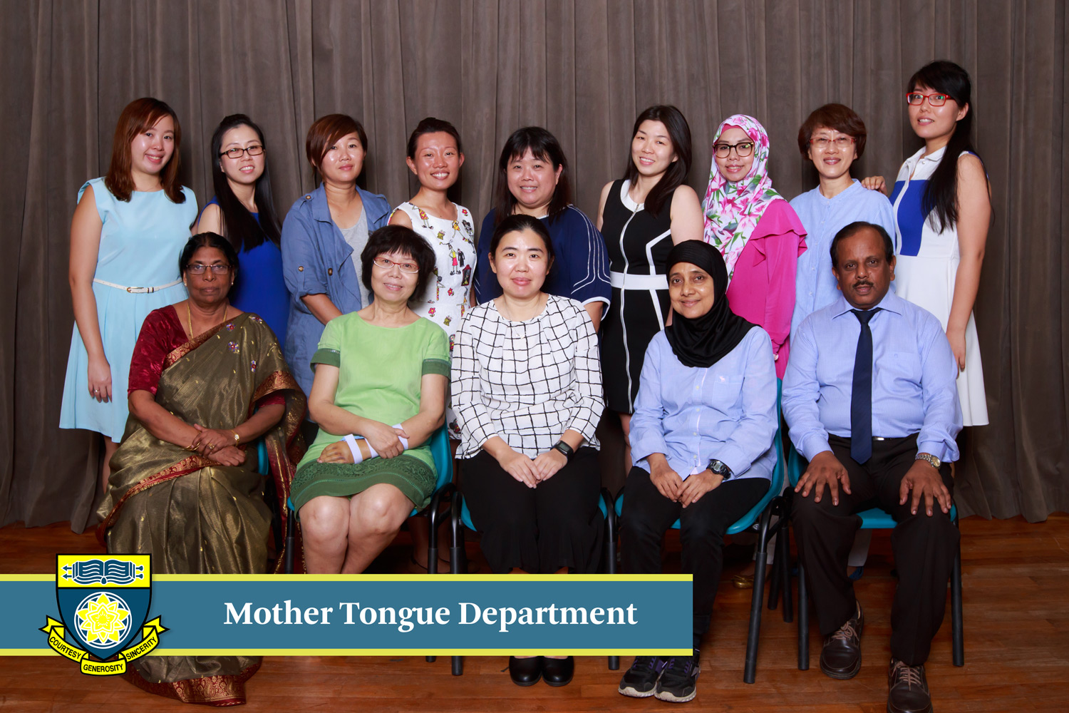 Mother Tongue Department